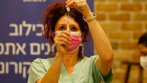 İsrail'de kapalı alanlarda maske takma zorunluluğunu kaldırıldı!