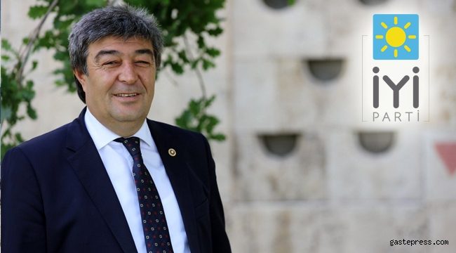 İYİ Parti Kayseri Milletvekili Dursun Ataş;