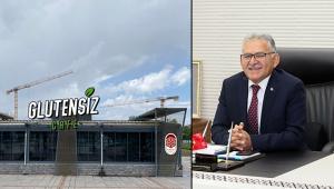 Kayseri Büyükşehir'den Glütensiz Kafe!