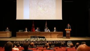 Kayseri Büyükşehir Haziran ayı meclisi ikinci birleşimi yapıldı!