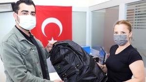 Kayseri Talas Belediyesi'nin Asker Çantasına Yoğun Talep!