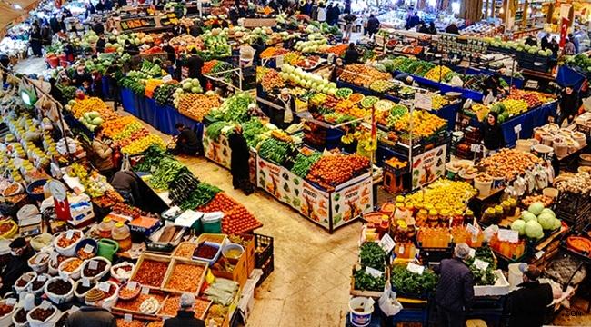 Mayısta fiyatı en çok artan ve ucuzlayan ürünler belli oldu!