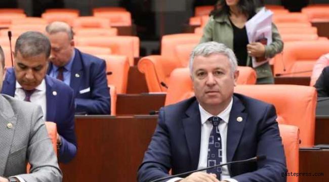 Milletvekili Çetin Arık; ''Kayseri'nin Parasını Oka Moka Değil Kayseri'ye Harcayın''