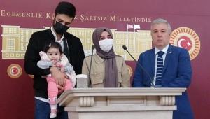 Milletvekili Çetin Arık; ''Sağlıkta Tasarruf Olmaz, Belinay'lar Ölmesin''