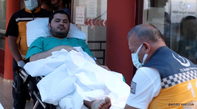Nöroloji doktoru silahlı saldırıya uğradı