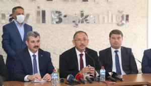 Özhaseki Aksaray'da Yatırım ve Projeleri İnceledi!