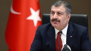 Sağlık Bakanı Fahrettin Koca açıkladı: Aşılamada yaş sınırı 45'e düştü!