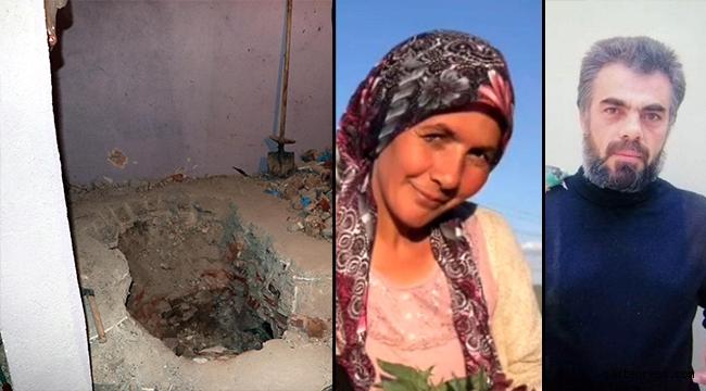 Son Dakika; Kayseri'de kayıp olarak aranan çift, tandıra gömülmüş halde bulundu