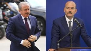 Süleyman Soylu, 10 bin dolar maaş alan siyasetçiyi TBMM Başkanı Mustafa Şentop'a söyledi!