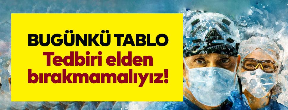 Türkiye 17 Haziran 2021 koronavirüs vaka ve ölü sayısı!
