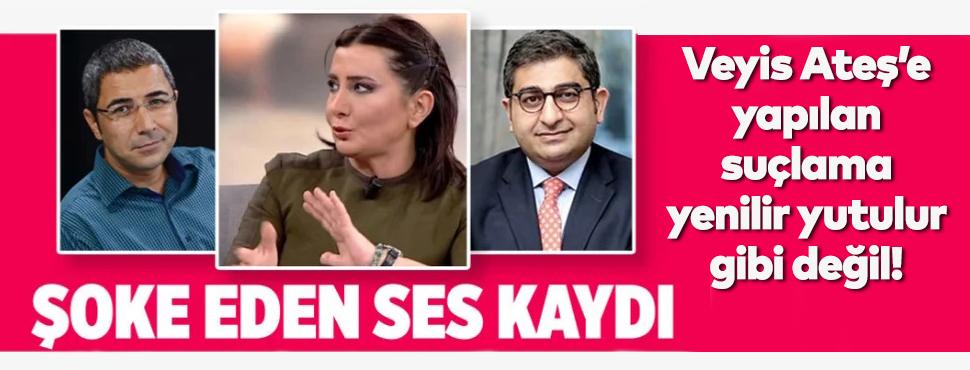 Veyiş Ateş Sezgin Baran Korkmaz'ı tehdit etti iddiası!