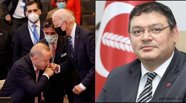 YRP Kayseri İl Başkanı Narin'den algı operasyonuna sert tepki!