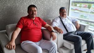 YRP Kayseri İl Başkanı Önder Narin'den Sürpriz Görüşme!