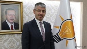AK Parti Kayseri İl Başkanı Şaban Çopuroğlu'ndan Kurban Bayramı Mesajı!