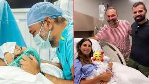 Ali Sunal ile Nazlı Kurbanzade çiftinin mutlu günü!