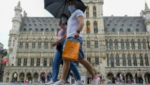 Belçika'da marttan bu yana vaka sayılarında bir ilk yaşandı!