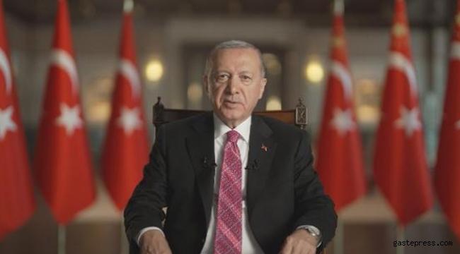 Cumhurbaşkanı Erdoğan'dan Kurban Bayramı mesajı!