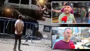 Fatih'te gaspçılara 3 milyon lirayı kaptırmayan 2 çalışana para ödülü!