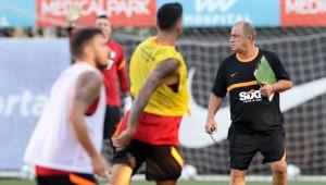 Galatasaray'da PSV Eindhoven hazırlıkları sürüyor!
