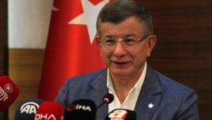 Gelecek Partisi Genel Başkanı Ahmet Davutoğlu: Türkiye'de seçim zaruridir!