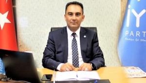 İYİ Parti Kayseri İl Başkanı Sebati Ataman;