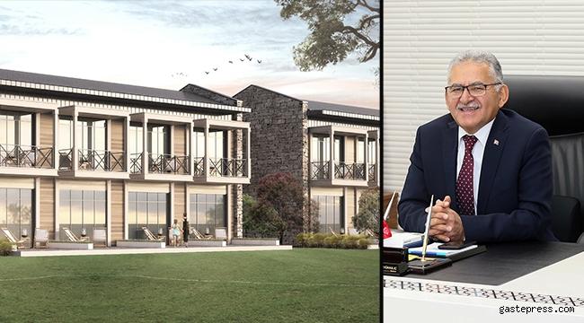 Kayseri Büyükşehir Türk Kanser Derneği'nin işbirliğiyle Hospice Projesi'ni hayata geçiriyor.