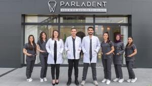 Kayseri'nin Yeni Diş Polikliniği 'Parladent' Hizmete Girdi!