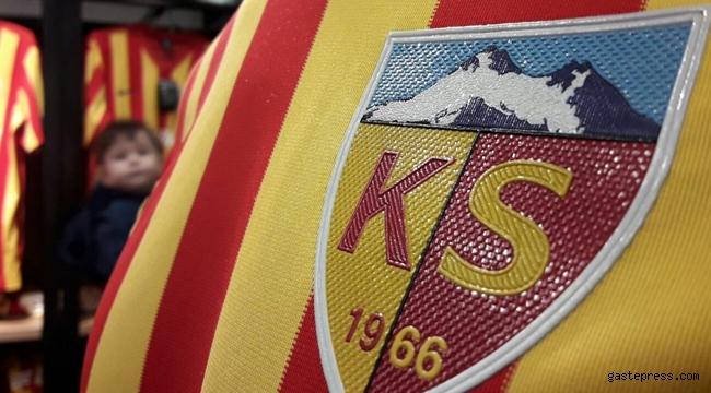 Kayserispor'a yeni isim sponsoru geldi!