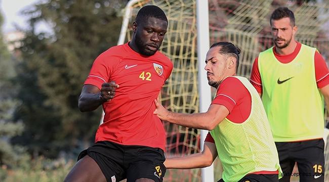 Kayserispor'da yeni sezon hazırlıkları sürüyor!