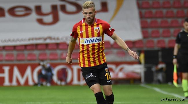 Kayserisporlu Pedro Henrique, Sivasspor'a transfer oldu!