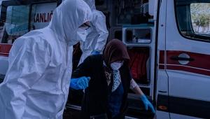 Koronavirüs salgınında günlük vaka sayısı 9 bin 586 oldu!