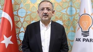 Mehmet Özhaseki'den Kurban Bayramı Tebriği!