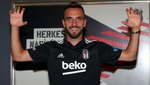 Milli futbolcu Kenan Karaman, resmen Beşiktaş'ta!