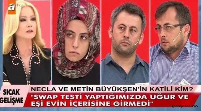 Müge Anlı'nın ortaya çıkardığı Büyükşen cinayetinde şok ifade!