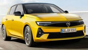 Opel Astra yenilendi ve tamamen bambaşka bir otomobil oldu!