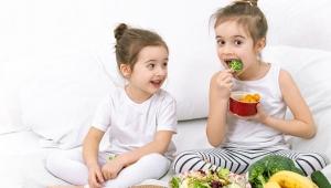 Organik gıdalarla beslenen çocuklar daha zeki oluyor!