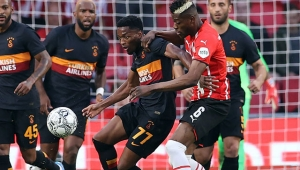 PSV - Galatasaray: 5-1