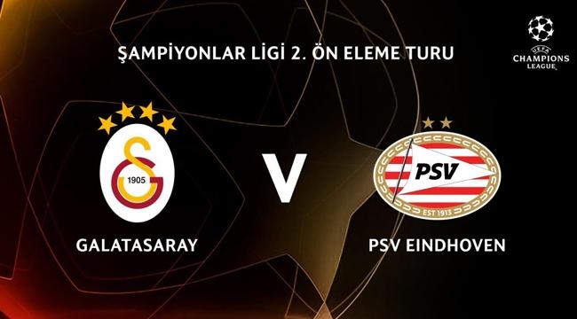 PSV - Galatasaray maçı ne zaman, saat kaçta hangi kanalda?