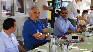 Turizm Bakanı Ersoy: Otellerde aşı oranları yüzde 93'lerde!