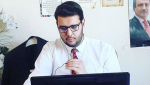 Türkiye'nin En Genç İlçe Başkanı BBP Kayseri Hacılar ilçe başkanı Musa Çevrim'den Bayram mesajı!