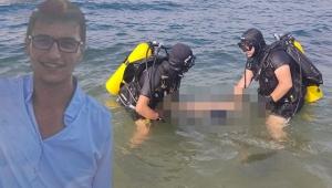 Üniversiteli Ömer, İznik Gölü'nde boğuldu!