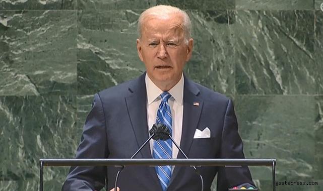 ABD Başkanı Biden: ABD, İran'ın nükleer silaha sahip olmasını engellemeye kararlıdır!