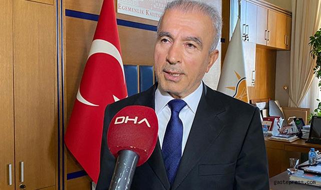 AK Parti'li Bostancı: Paris İklim Anlaşması'nı hızlı şekilde Meclis'ten geçireceğiz!