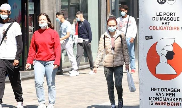 Belçika'da maskeler kalkıyor tarih açıklandı!