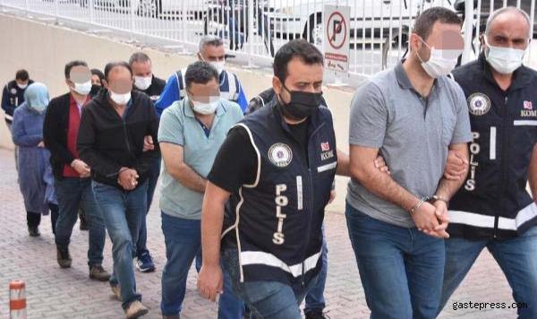 Kayseri'de FETÖ'nün gaybubet evlerine operasyon: 5 gözaltı!