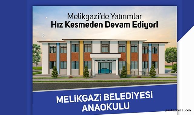 Kayseri Melikgazi Belediye Başkanı Palancıoğlu 3 okulun müjdesini verdi!