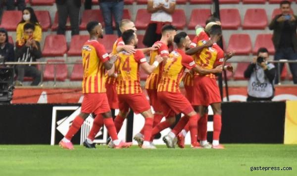 Kayserispor - Galatasaray maçı!