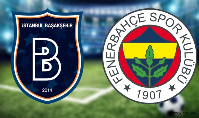 Puansız Başakşehir'in konuğu Fenerbahçe!