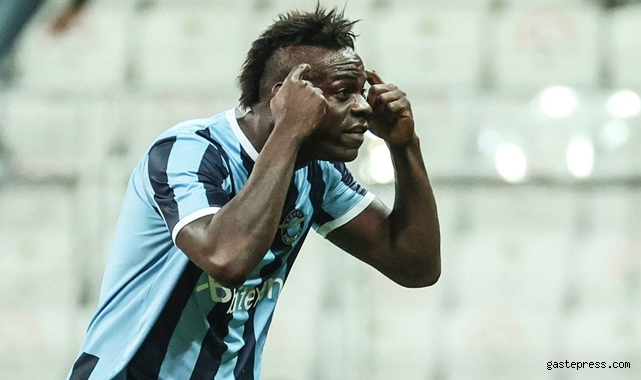 Yıldız Futbolcu Mario Balotelli'den, Sergen Yalçın'a şok hareket!