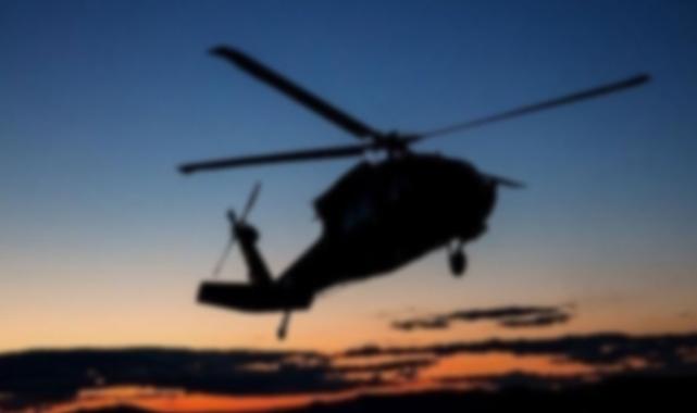 Almanya'da helikopter düştü! 3 kişi hayatını kaybetti!